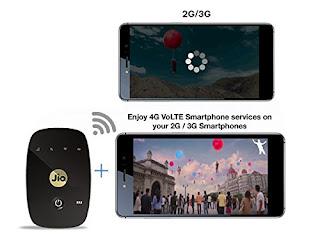 JioFi 4G Hotspot M2S 150 Mbps