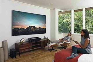 Hisense (100L8D) 100-Inch TV Flat Laser Television - 4K Ultra HD