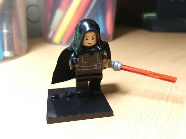 Люк Скайокер на тёмной стороне