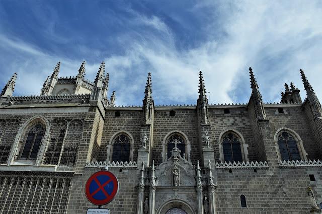 San Juan Monastery, Toledo, Spain
