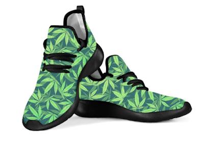 INSTANTARTS AQ-B Women Mesh Knit Sneaker