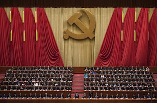 """""""Divide and Conquer"""" Is the Tactic of Marxist China"""