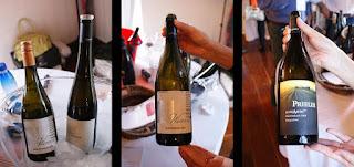 Primeira fotogarfia publicada no artigo Encontro de vinhos em Campinas