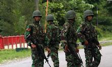 TNI Kerahkan 400 Tentara di Papua