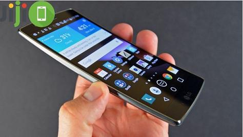 read the original review of lg g flex smartphone