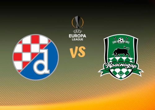 Dinamo Zagreb vs Krasnodar  Resumen