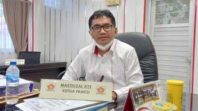 Ketua BK DPRD Kota Padang, Mastilizal Aye