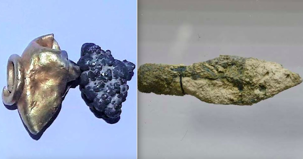 Arrowheads And Rare Jewelry Found In Mount Zion Stand As Evidence For Babylonian Destruction Of Jerusalem