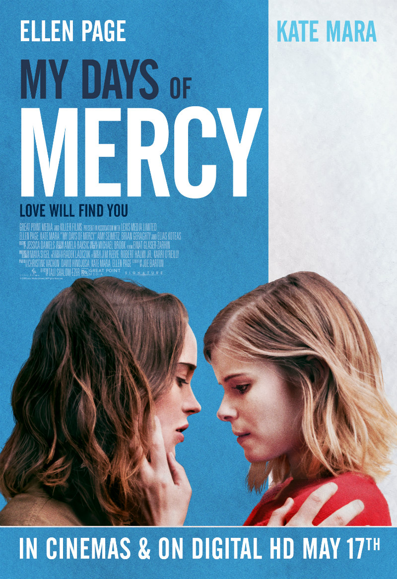 My Days of Mercy uk poster