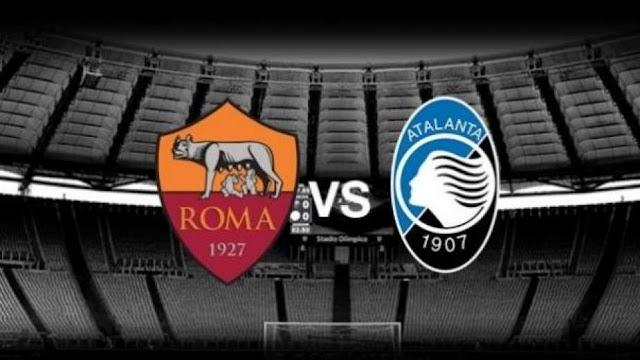شاهد مباراة روما وأتلانتا بث مباشر