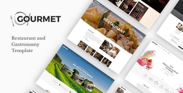 Best Restaurant and Food Joomla Template
