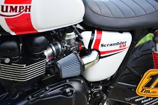 Motorcycle Air Filters