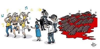 Kebenaran media jadi dipertanyakan