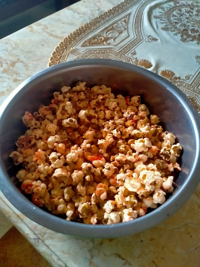 Tips Membuat Jagung Popcorn Dijamin Mantap