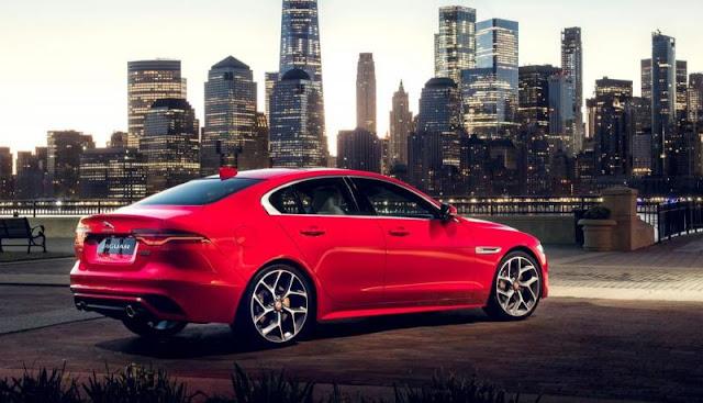 Jaguar 2020 XE