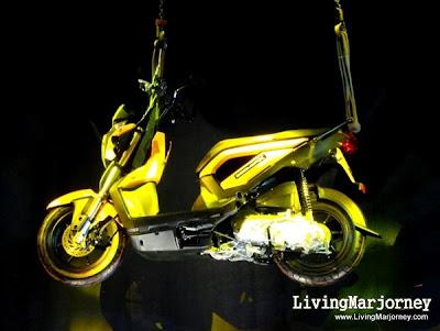 Honda Zoomer X, by LivingMarjorney
