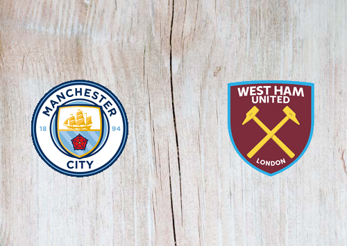 Manchester City vs West Ham United -Highlights 27 February 2021