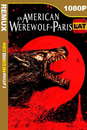Un hombre lobo americano en París (1997) Latino HD BDREMUX 1080P ()