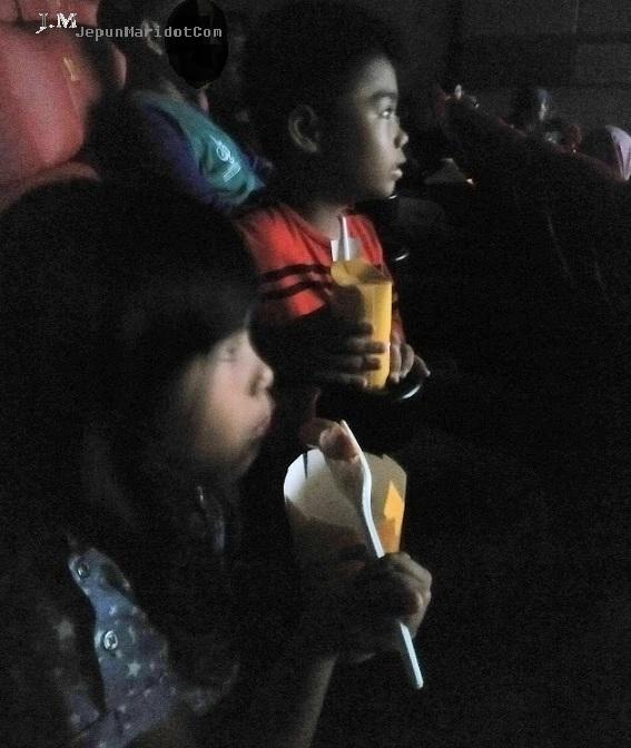 BoboiBoy Movie 2 non-stop ketawa
