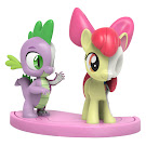 My Little Pony Apple Bloom & Spike G4 Other Figures