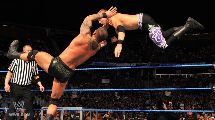 Orton Vs Christian 2013