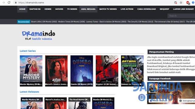 Situs Dramaindo.co