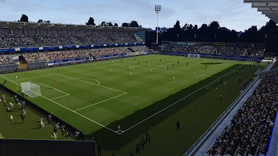 PES 2021 Stadium Stadion Den Dreef