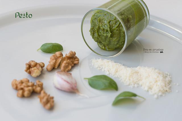 Pesto / Eva en Pruebas