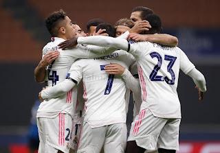 Crónica Inter 0 Real Madrid 2: Golpe de Autoridad en Italia y Medio pase a Octavos