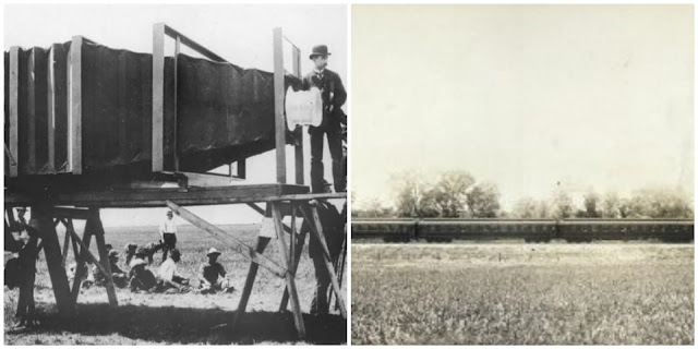 Mammoth Camera: When George Lawrence Built an Enormous Camera for One Particular Picture