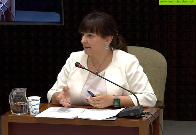 """Nieves Lady Barreto: """"Insistimos en que se convoquen ya las ayudas al sector primario por el temporal de viento de febrero"""""""