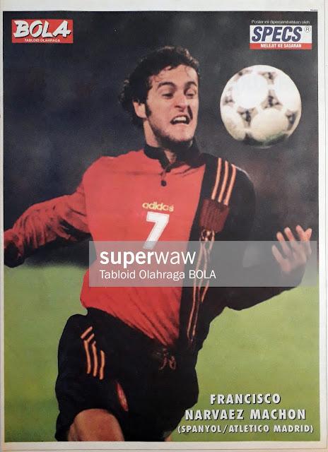 FRANCISCO NARVAEZ MACHON SPAIN 1997