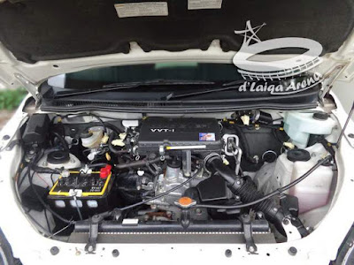 Ruang Mesin Daihatsu Terios