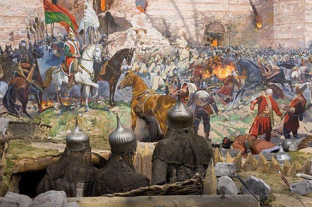 Κωνσταντινούπολη 1453: Οι άγνωστες μάχες κάτω από την επιφάνεια της γης