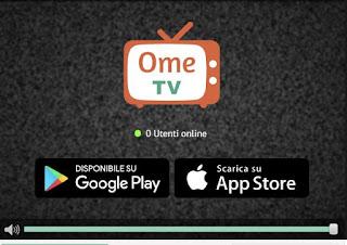 تحميل برنامج البث المباشر Ome Tv