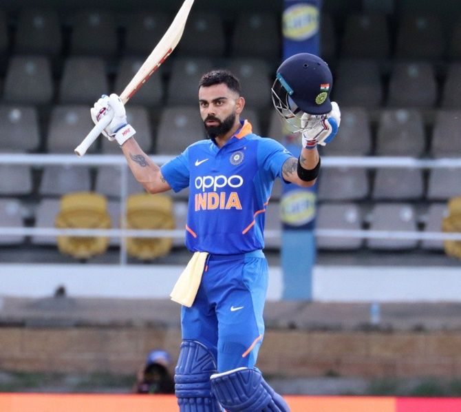 'For me, every game played for India is as important & as crucial' – Indian Skipper Virat Kohli on being honored with ICC Men's ODI Cricketer of the Decade