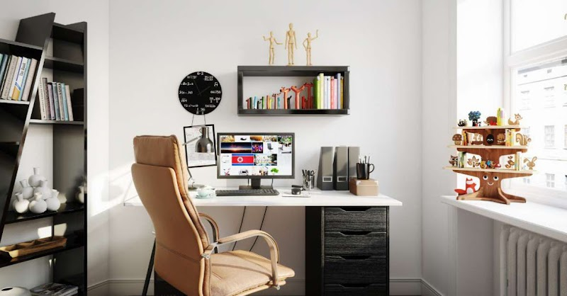#SemEspaço – Home Office
