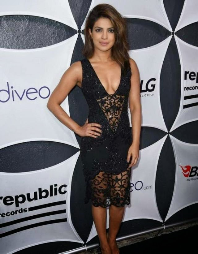 Priyanka Chopra At Grammy After Party
