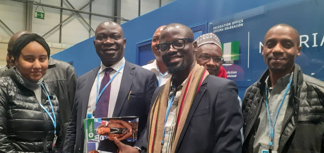 Nigerian youths to play a central role at UN COP25 in Spain