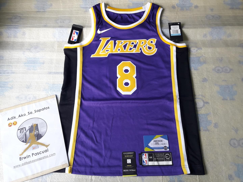 Nike NBA Statement Edition Swingman Jersey Kobe Bryant Los Angeles Lakers e55b998cc