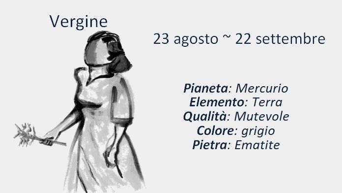 Oroscopo gennaio 2021 Vergine
