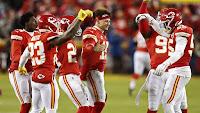FÚTBOL AMERICANO (NFL Playoffs 2020) - Los Texans desperdician una ventaja de 24-0 y unos Chiefs imparables acabaron venciendo con más de 50 puntos