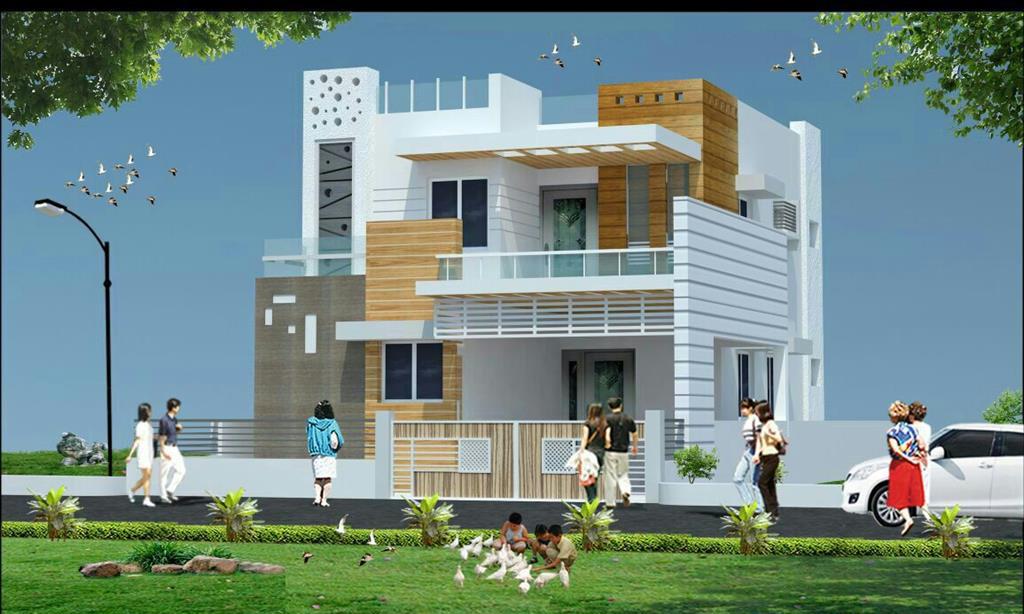 Best modern home Elevation Designs | Home Designs-Interior ...