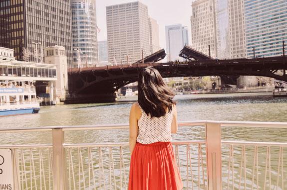 2 days in Chicago itinerary: Chicago Riverwalk