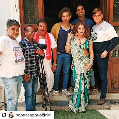 Shaukeen Sapna Hot Masti web series Wiki, Cast Real Name, Photo, Salary and News