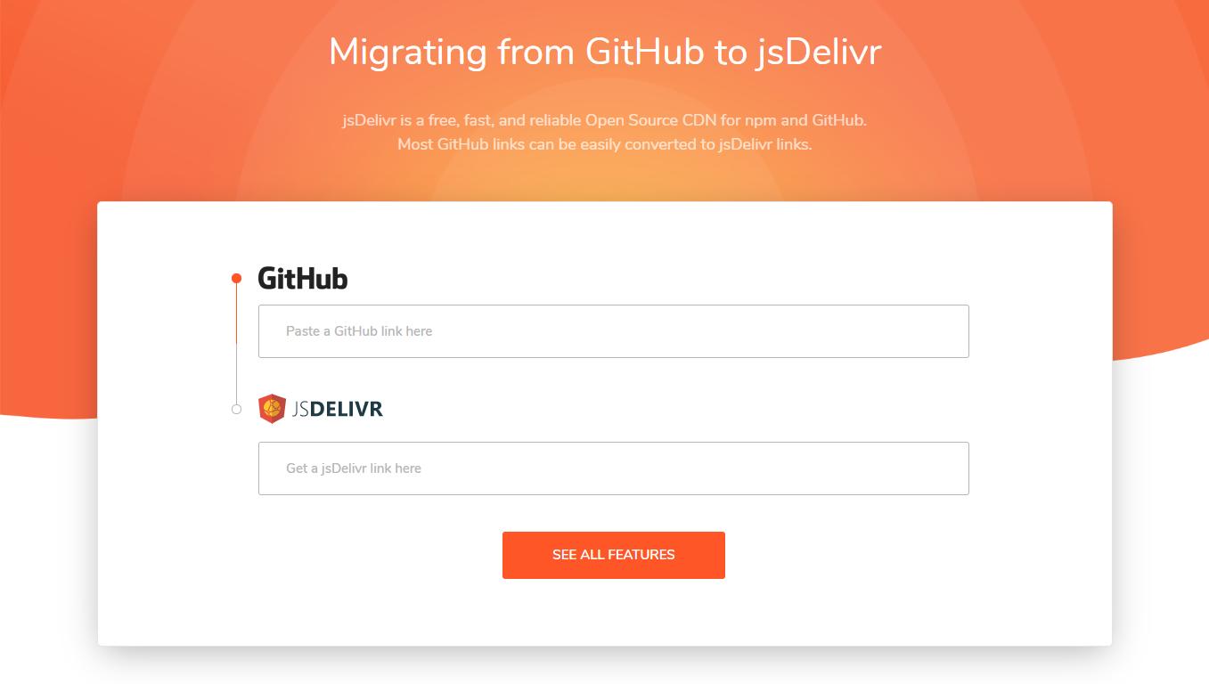 Cara Menggunakan Sumber CDN JSDelivr Untuk Hosting File Dari Github