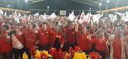 Convenção com jeitão de vitória em Lagoa Grande do Maranhão