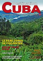 La dernière édition du magazine Destination CUBA n°9