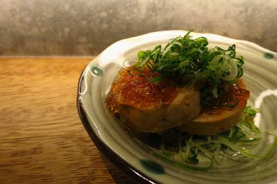 Koji Sushi Bar, ankimo