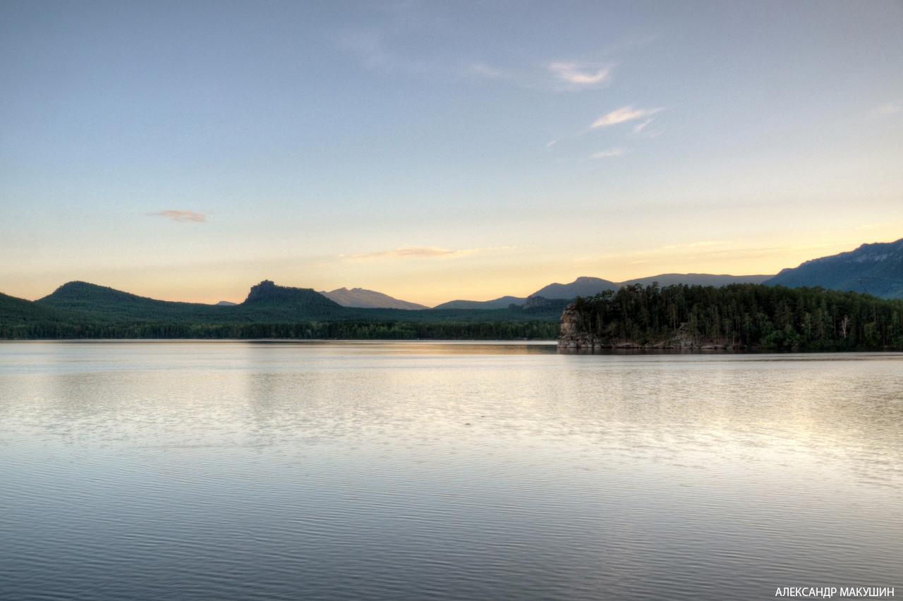 Озеро в Боровом